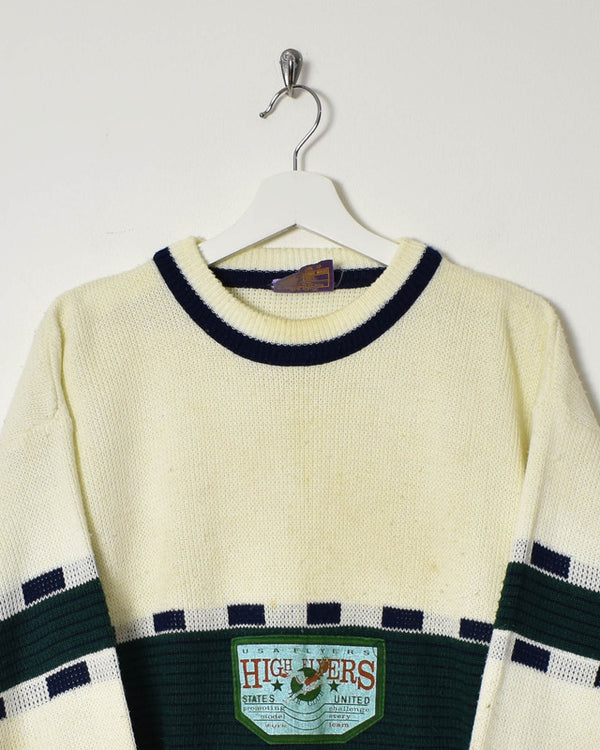Vintage 90s Sweatshirt - Medium
