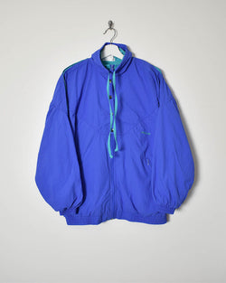 Adidas Shell Jacket - Large - Domno Vintage 90s, 80s, 00s Retro and Vintage Clothing