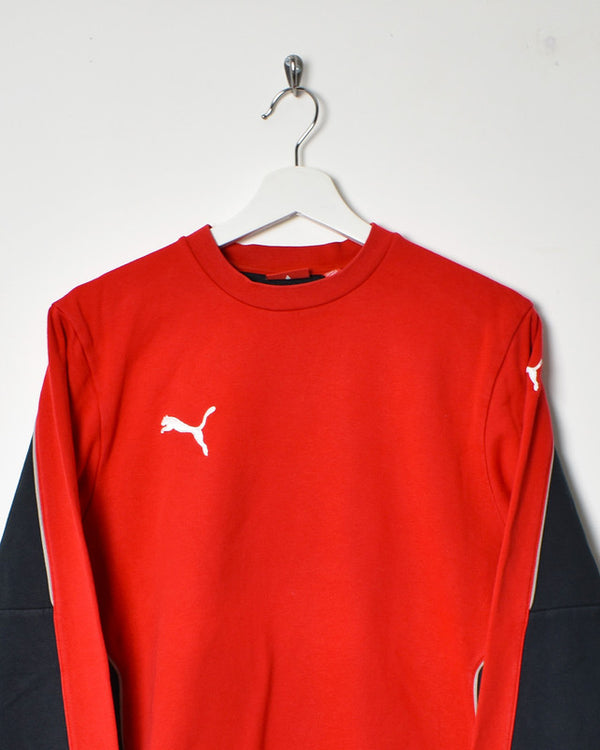 Puma Sweatshirt - Small