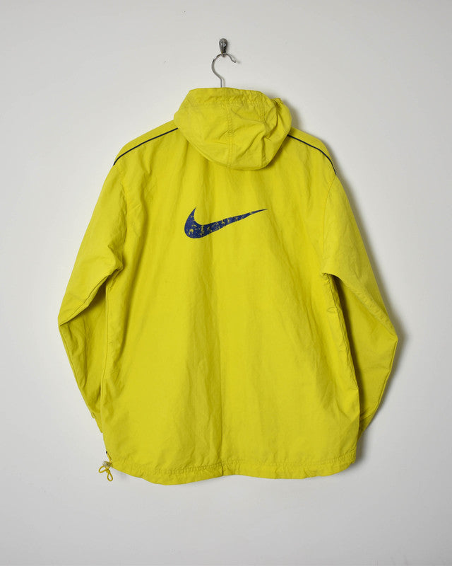 Nike 1/4 Zip Jacket - Medium - Domno Vintage 90s, 80s, 00s Retro and Vintage Clothing