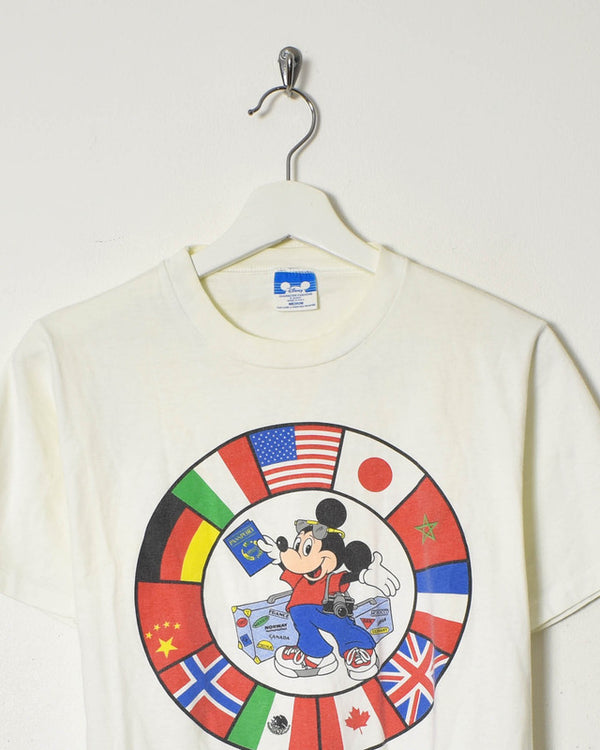 Disney T-Shirt - Small - Domno Vintage 90s, 80s, 00s Retro and Vintage Clothing