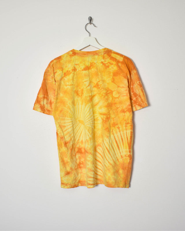 Tie Dye T-Shirt - Medium - Domno Vintage 90s, 80s, 00s Retro and Vintage Clothing