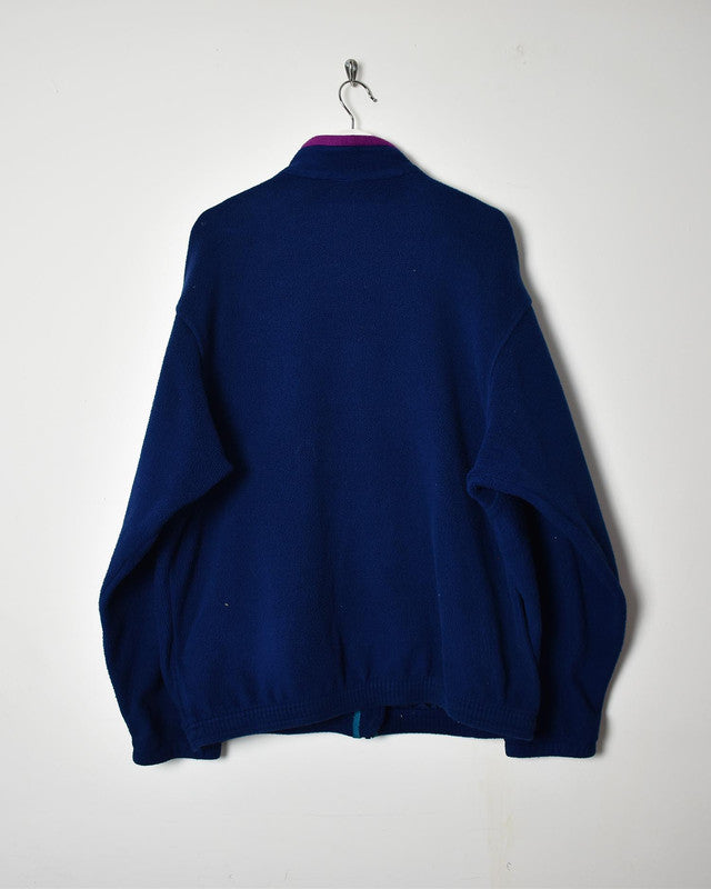 Unbranded Fleece - X-Large - Domno Vintage 90s, 80s, 00s Retro and Vintage Clothing
