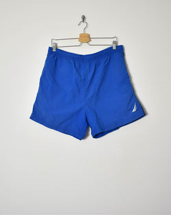 Nautica Swim Shorts - Large - Domno Vintage 90s, 80s, 00s Retro and Vintage Clothing