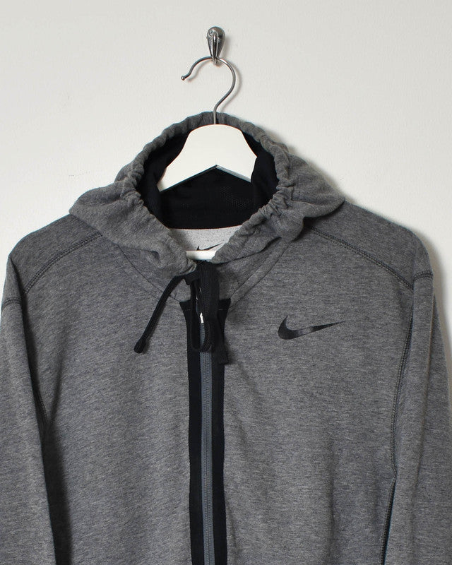 Nike Dir Fit Hoodie - Small - Domno Vintage 90s, 80s, 00s Retro and Vintage Clothing