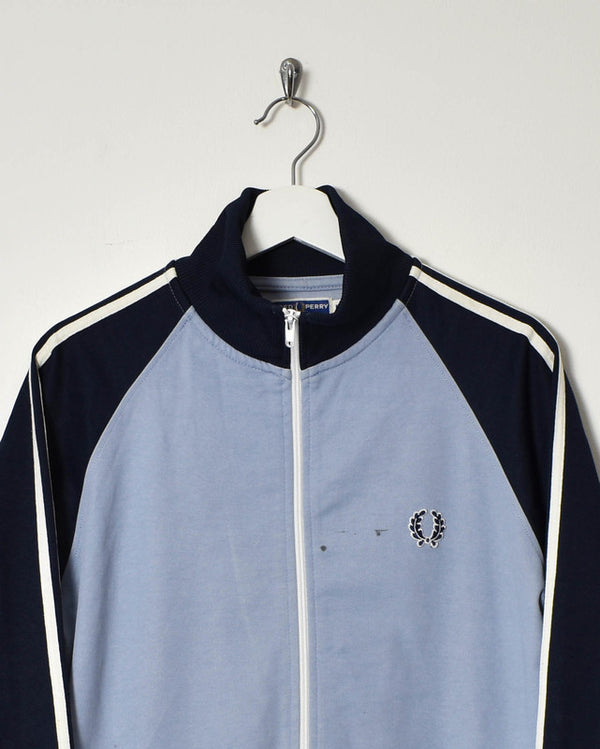 Fred Perry Tracksuit Top - Medium