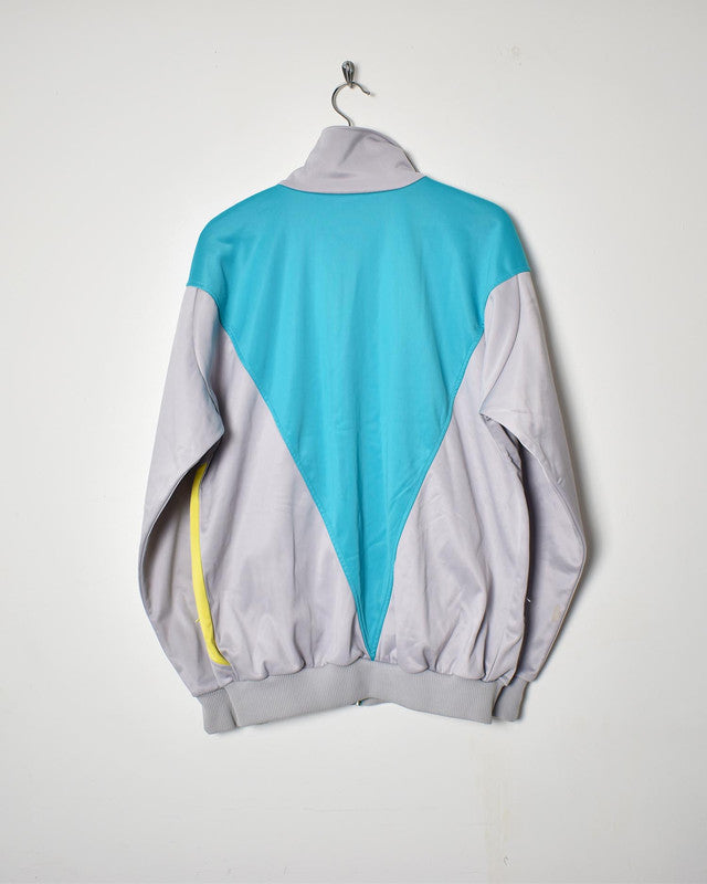 Puma Tracksuit Top - Large - Domno Vintage 90s, 80s, 00s Retro and Vintage Clothing