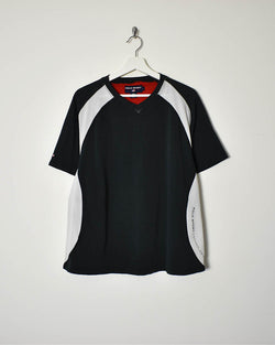 Polo Sport T-Shirt - Medium - Domno Vintage 90s, 80s, 00s Retro and Vintage Clothing