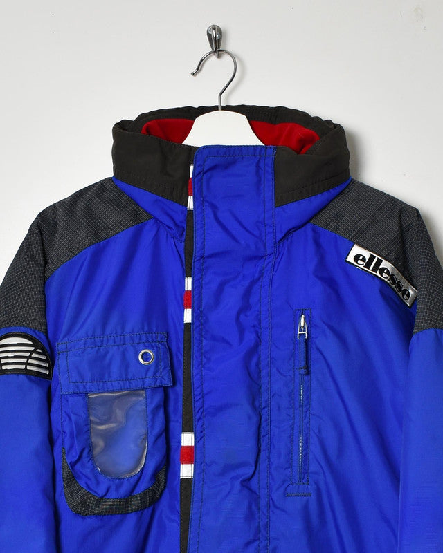 Ellesse Ski Jacket - Large - Domno Vintage 90s, 80s, 00s Retro and Vintage Clothing