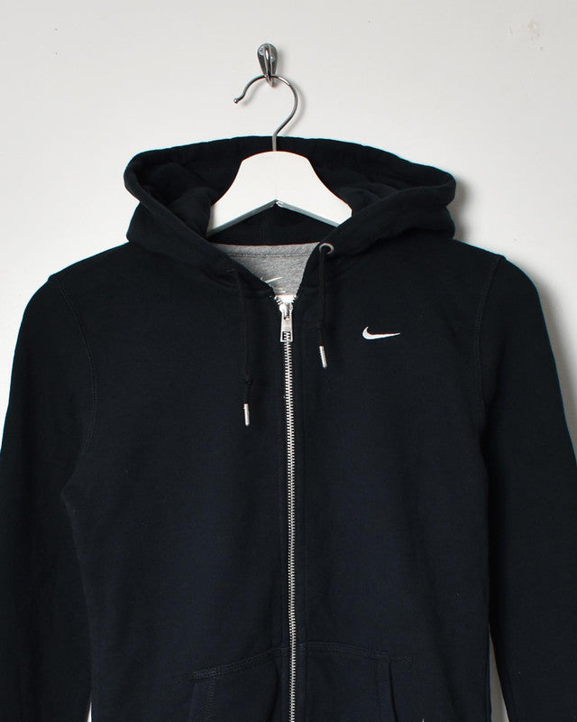 Nike Women's Hoodie - Small - Domno Vintage 90s, 80s, 00s Retro and Vintage Clothing