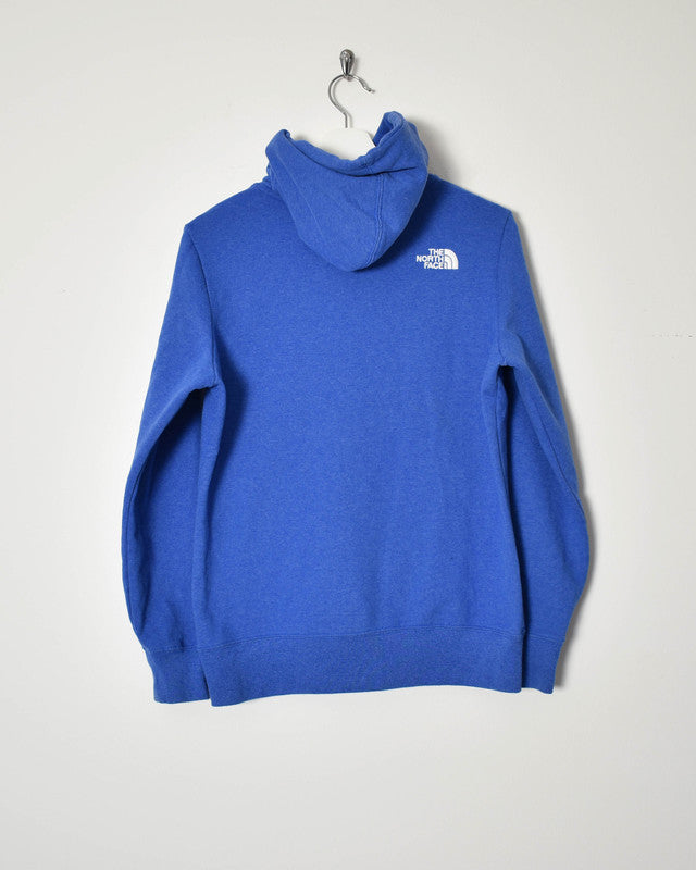 The North Face Women's Hoodie - Large - Domno Vintage 90s, 80s, 00s Retro and Vintage Clothing