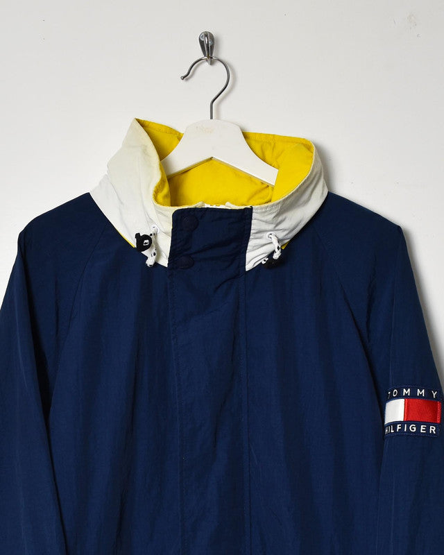 Tommy Hilfiger Sailing Jacket - Large - Domno Vintage 90s, 80s, 00s Retro and Vintage Clothing