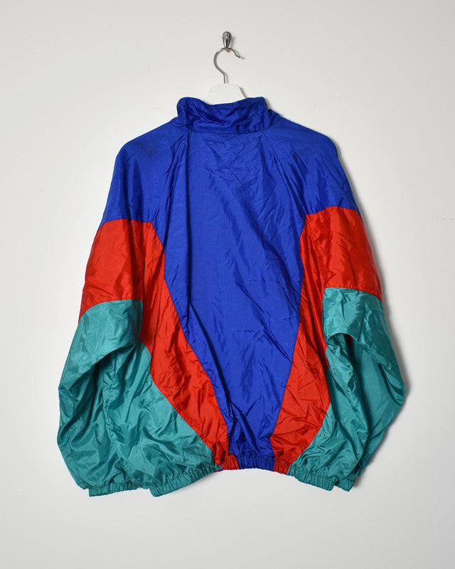 Adidas Shell Jacket - X-Large - Domno Vintage 90s, 80s, 00s Retro and Vintage Clothing