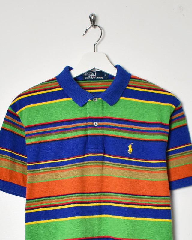 Ralph Lauren Polo Shirt - Small - Domno Vintage 90s, 80s, 00s Retro and Vintage Clothing