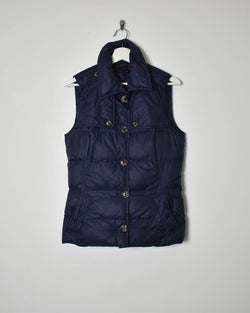 Tommy Hilfiger Women's Gilet - Large - Domno Vintage 90s, 80s, 00s Retro and Vintage Clothing
