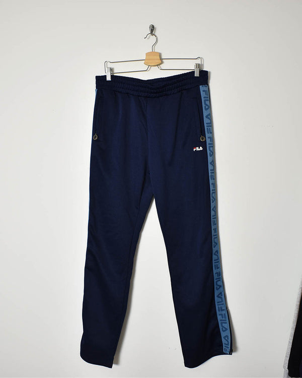 Fila Tracksuit Bottoms - Large - Domno Vintage 90s, 80s, 00s Retro and Vintage Clothing