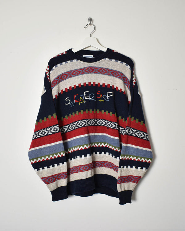 The Sweater Shop Sweatshirt - X-Large