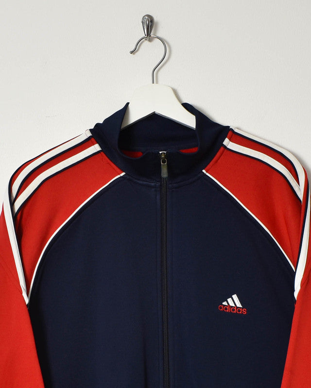 Adidas Sweatshirt - X-Large - Domno Vintage 90s, 80s, 00s Retro and Vintage Clothing