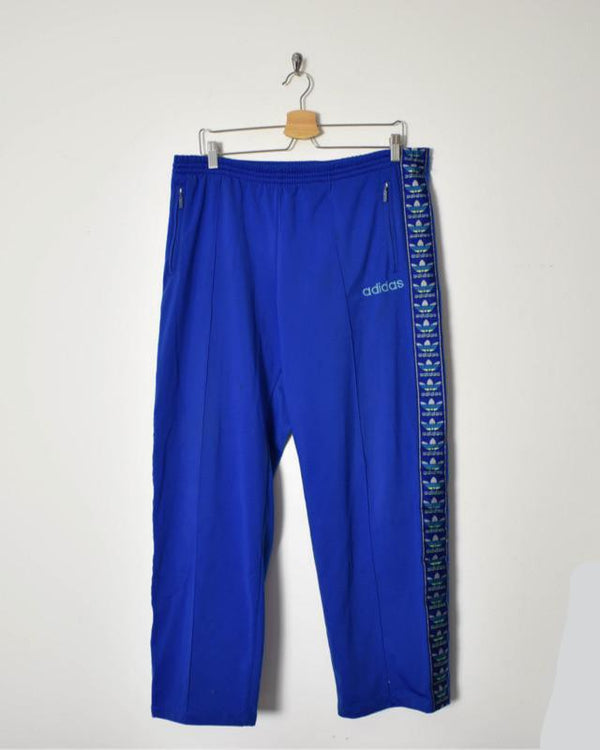 Adidas Tracksuit Bottoms - X-Large