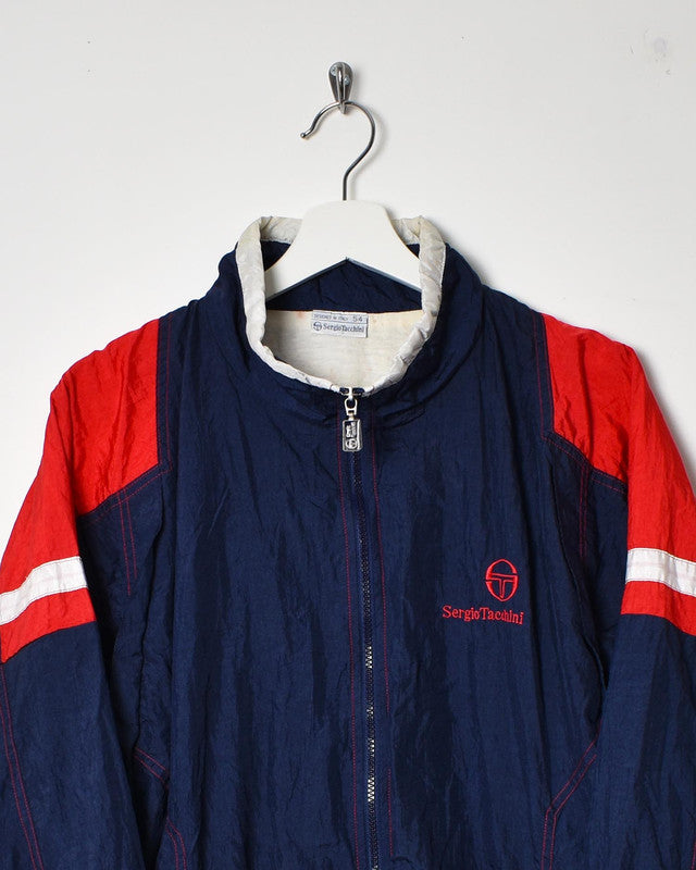 Sergio Tacchini Shell Jacket - Medium - Domno Vintage 90s, 80s, 00s Retro and Vintage Clothing