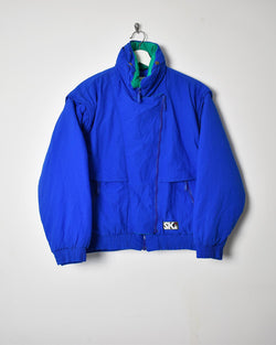 Vintage Ski Jacket - Small - Domno Vintage 90s, 80s, 00s Retro and Vintage Clothing