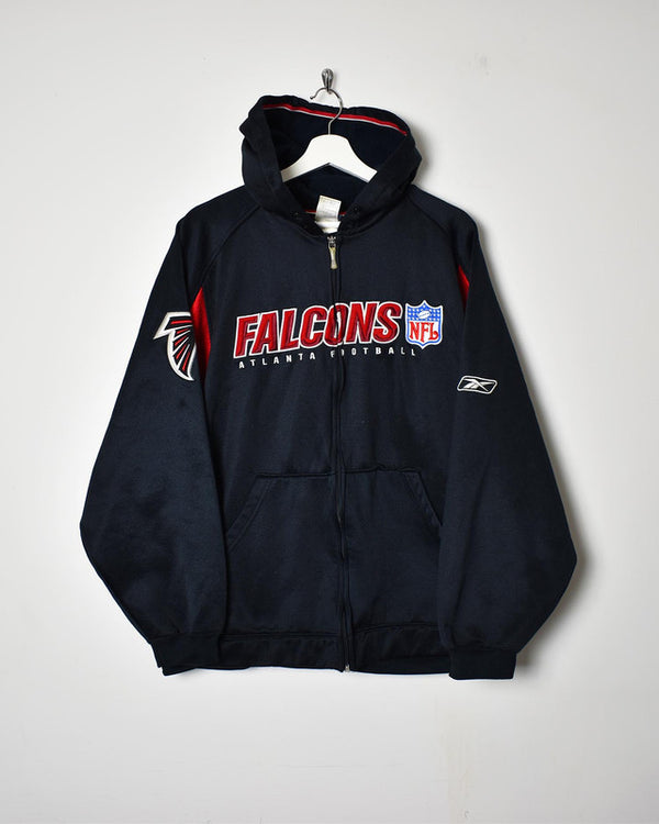 NFL Falcons Tracksuit Top - Large
