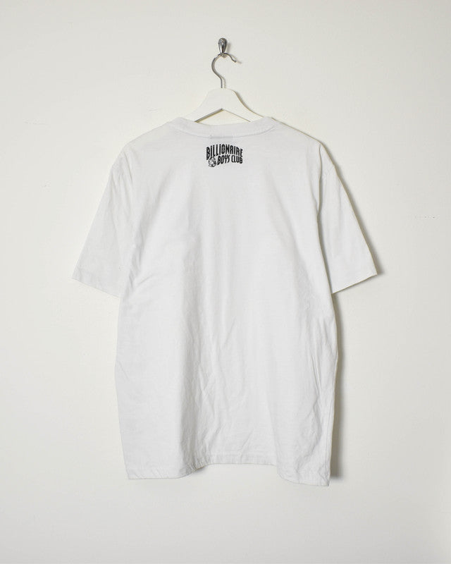 Billionaire Boys Club T-Shirt - Large - Domno Vintage 90s, 80s, 00s Retro and Vintage Clothing