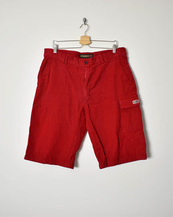 Napapijri Cargo Shorts - X-Large - Domno Vintage 90s, 80s, 00s Retro and Vintage Clothing