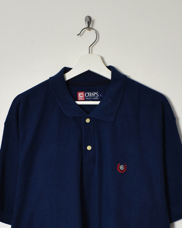 Ralph Lauren Chaps Polo - X-Large - Domno Vintage 90s, 80s, 00s Retro and Vintage Clothing