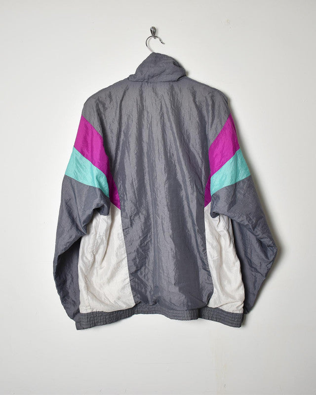 Sergio Tacchini Shell Jacket - Large - Domno Vintage 90s, 80s, 00s Retro and Vintage Clothing