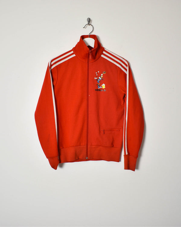 Adidas Women's Tracksuit Top - Small