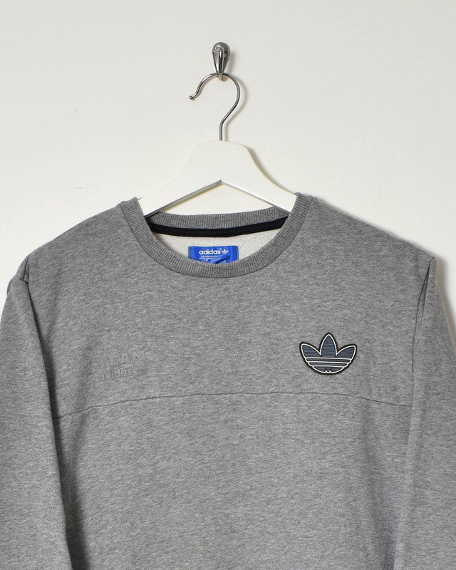 Adidas Sweatshirt - Medium - Domno Vintage 90s, 80s, 00s Retro and Vintage Clothing