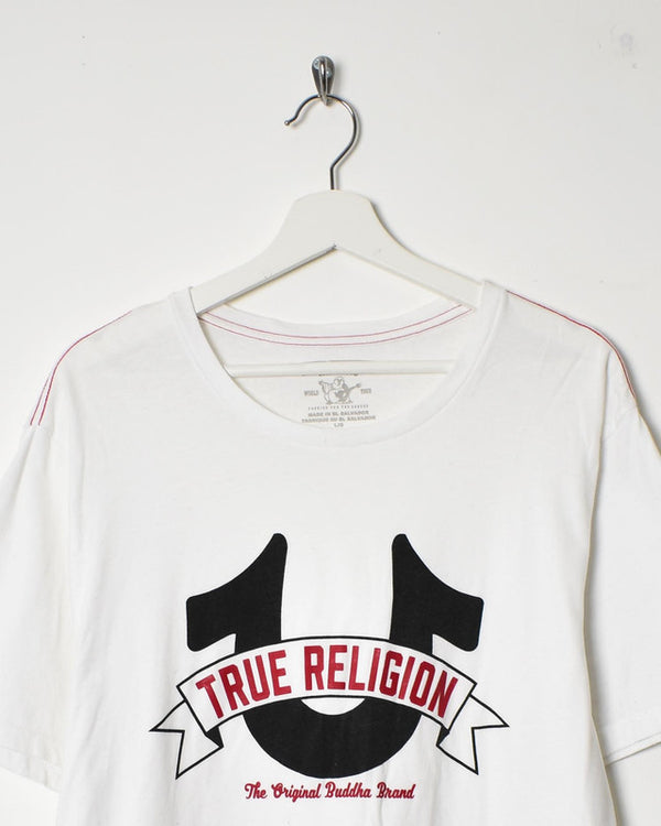 True Religion T-Shirt - Large