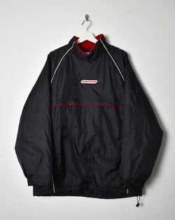 Reebok Puffer Jacket - Large - Domno Vintage 90s, 80s, 00s Retro and Vintage Clothing
