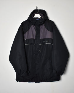 Reebok Coat - Medium - Domno Vintage 90s, 80s, 00s Retro and Vintage Clothing