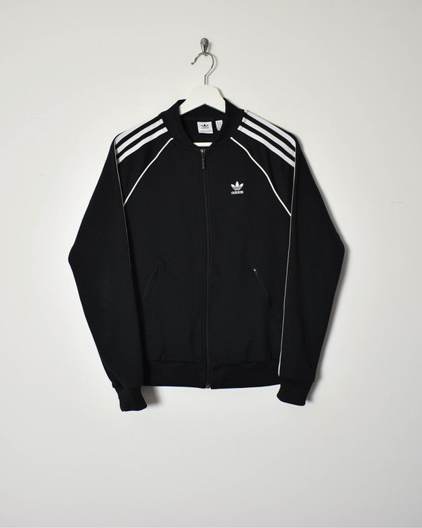 Adidas Women's Tracksuit Top - Medium