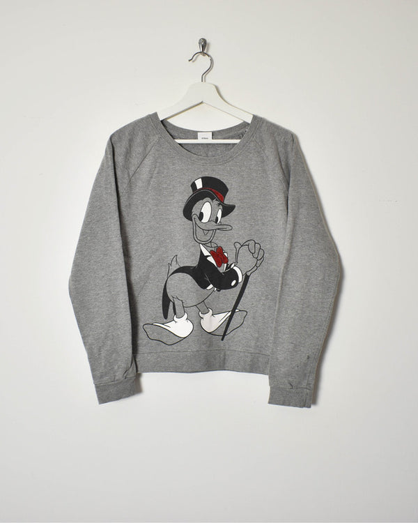 Disney Sweatshirt - X-Small - Domno Vintage 90s, 80s, 00s Retro and Vintage Clothing