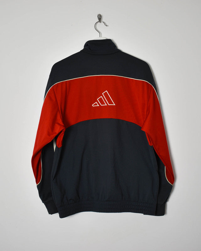 Adidas Tracksuit Top - Medium - Domno Vintage 90s, 80s, 00s Retro and Vintage Clothing