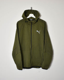Puma Hoodie - Large - Domno Vintage 90s, 80s, 00s Retro and Vintage Clothing