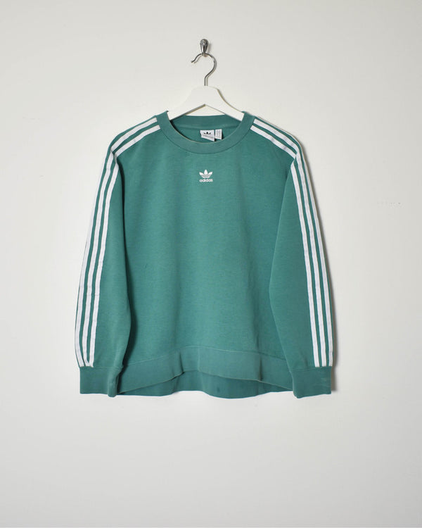 Adidas Women's Sweatshirt - Medium