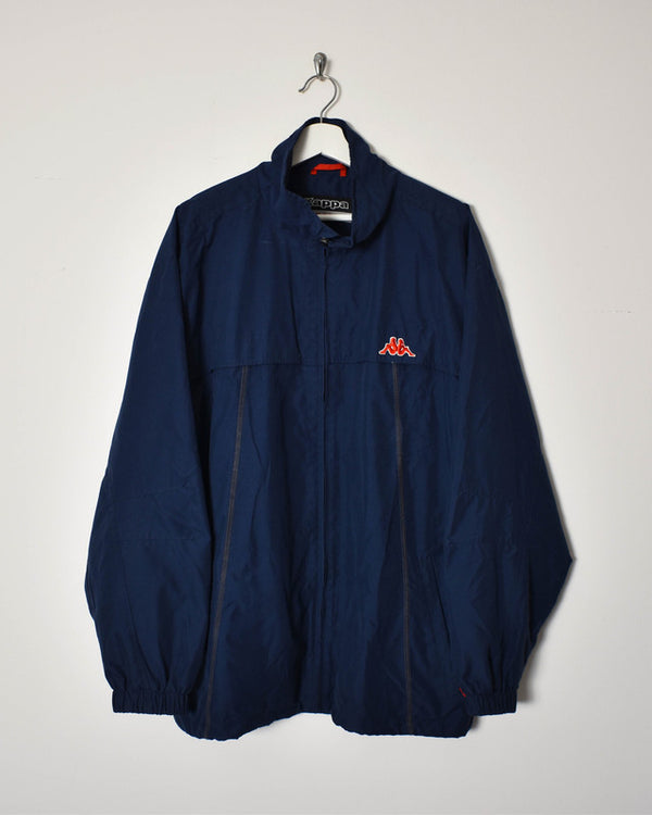Kappa Jacket - XX-Large - Domno Vintage 90s, 80s, 00s Retro and Vintage Clothing