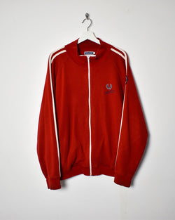 Fred Perry Sweatshirt - X-Large - Domno Vintage 90s, 80s, 00s Retro and Vintage Clothing