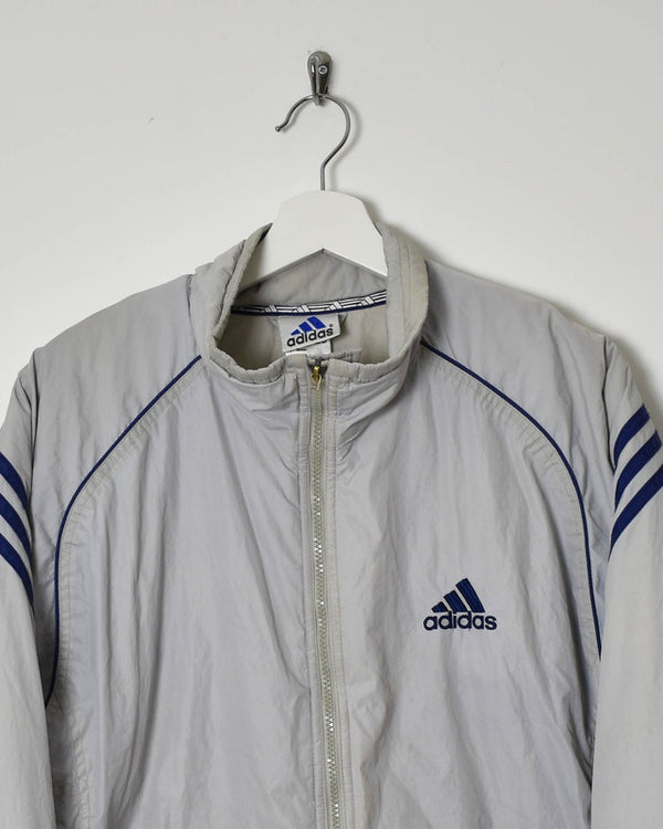 Adidas Padded Jacket - Large