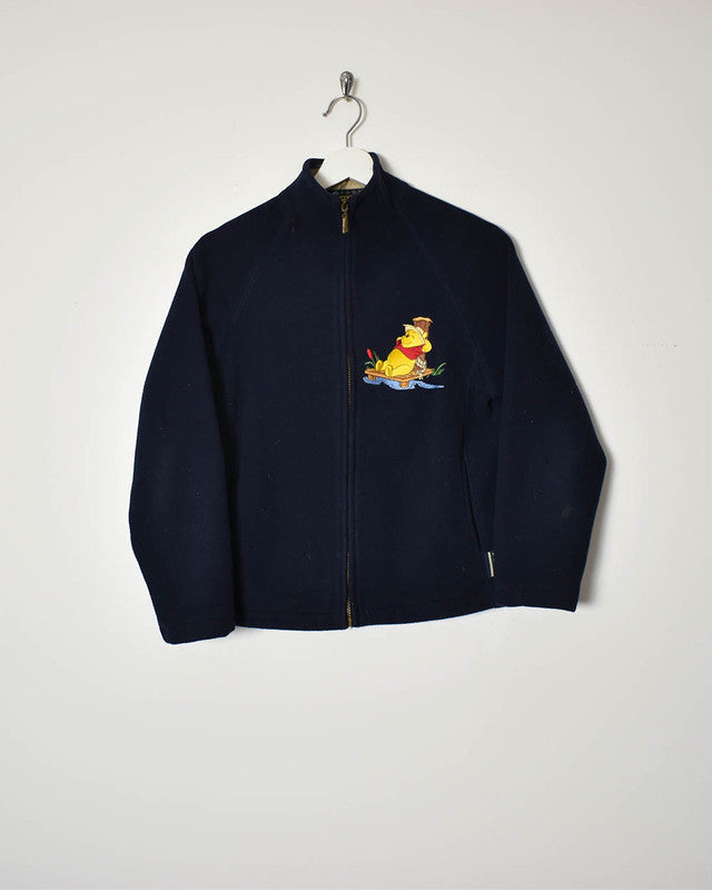Disney Fleece - X-Small - Domno Vintage 90s, 80s, 00s Retro and Vintage Clothing