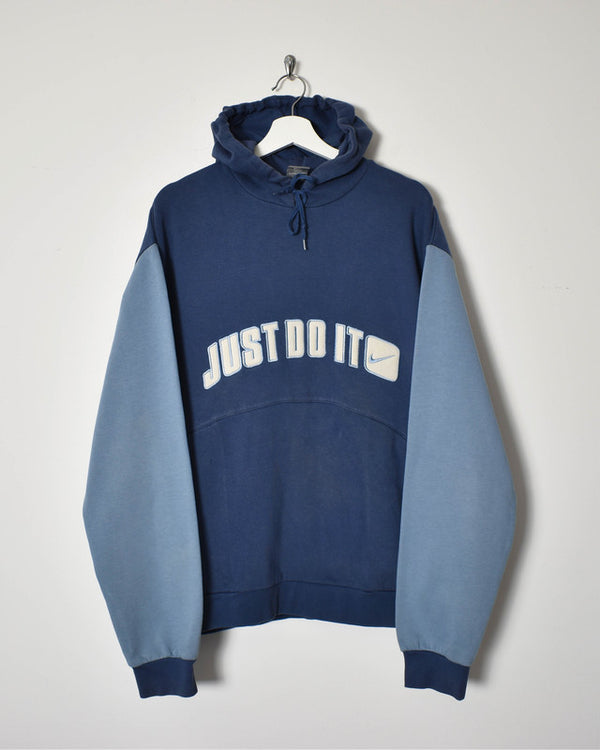 Nike Just Do It Hoodie - X-Large