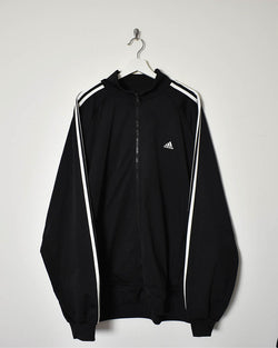 Adidas Tracksuit Top - XX-Large - Domno Vintage 90s, 80s, 00s Retro and Vintage Clothing