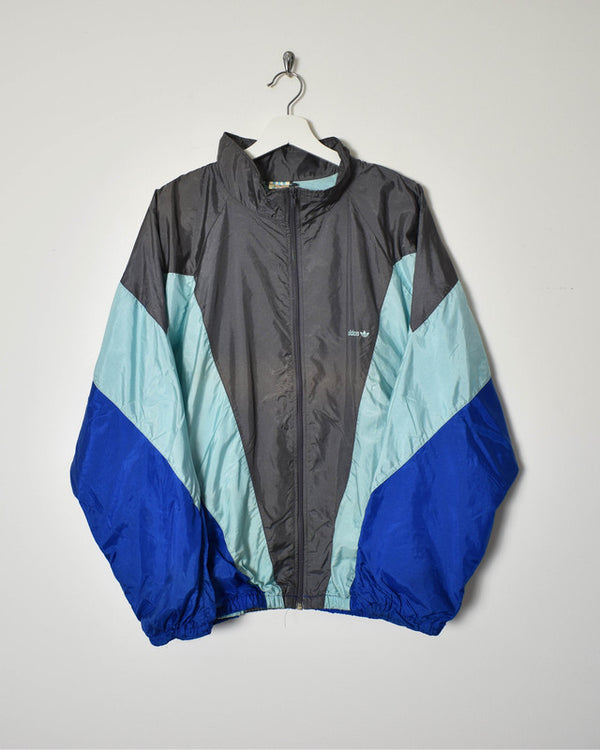 Adidas Shell Jacket - XX-Large - Domno Vintage 90s, 80s, 00s Retro and Vintage Clothing