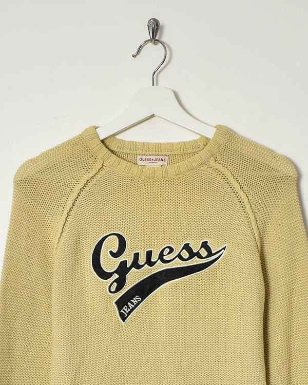 Guess Women's Knitwear Sweatshirt - Small - Domno Vintage 90s, 80s, 00s Retro and Vintage Clothing