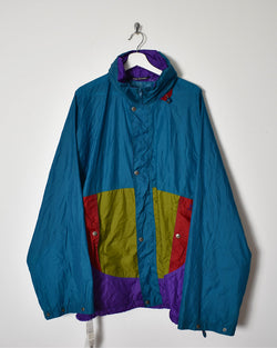 Helly Hansen Lightweight Jacket - XX-Large - Domno Vintage 90s, 80s, 00s Retro and Vintage Clothing