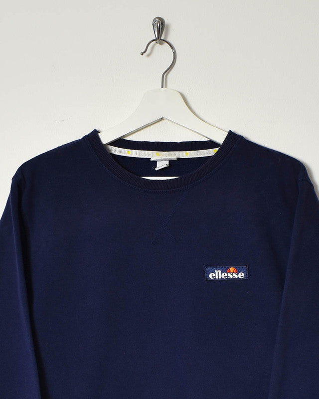 Ellesse Sweatshirt - Medium - Domno Vintage 90s, 80s, 00s Retro and Vintage Clothing